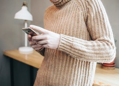 phone texting msn