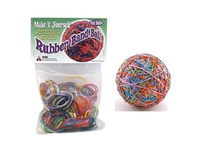 rubber band ball kit 501