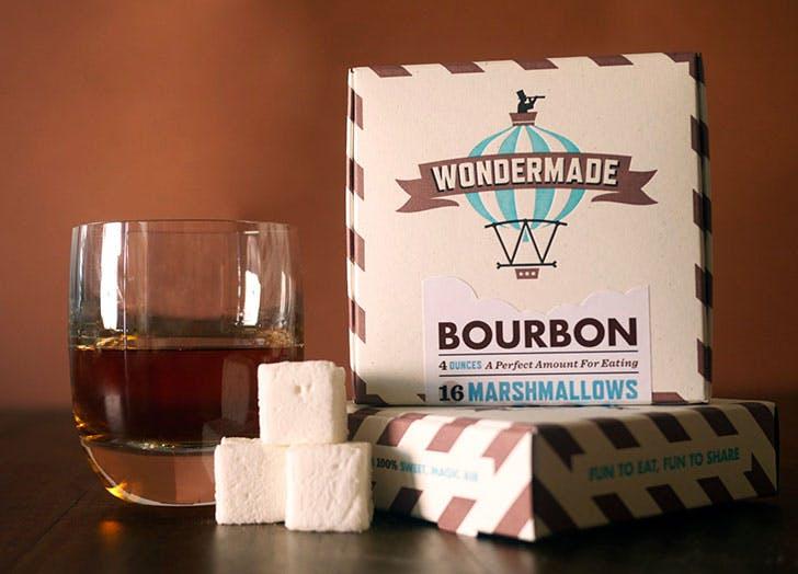 secret santa gifts marshmallows