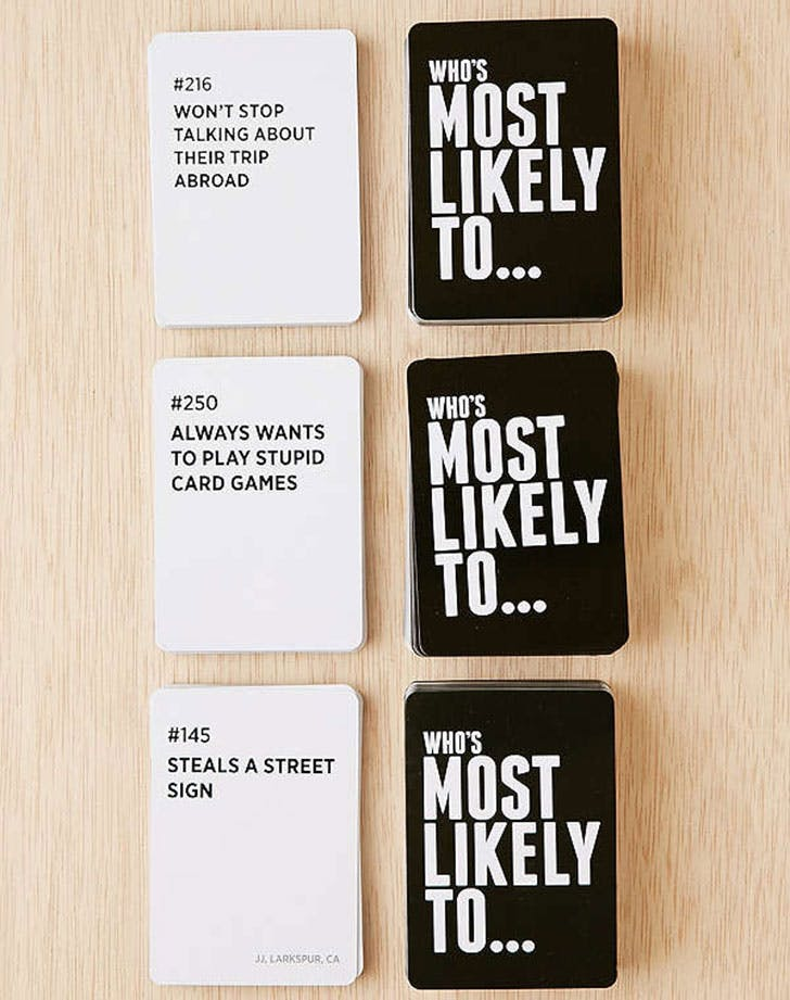 secret santa gifts party game