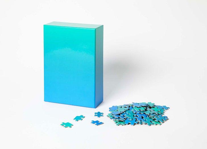 secret santa gifts puzzle