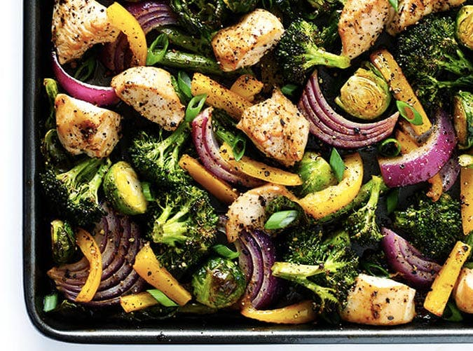 50 Sheet-Pan Chicken Recipes to Make Dinner a Breeze