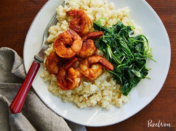 shrimp and cauliflower grits recipe 501