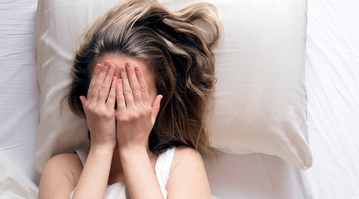 The One Thing You Should Never Do When You're Trying to Fall Asleep