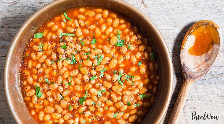 Slow-Cooker Baked Beans