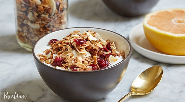 Slow-Cooker Cherry-Almond Granola