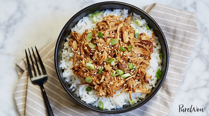 Slow-Cooker Chicken Teriyaki