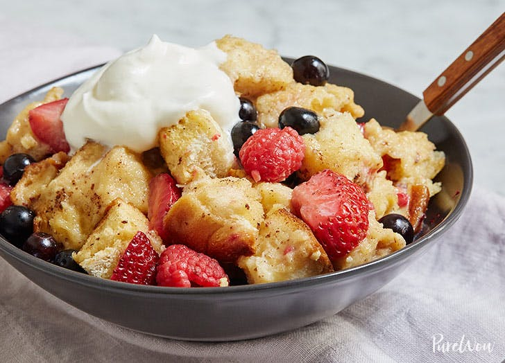 slow cooker triple berry french toast recipe LIST