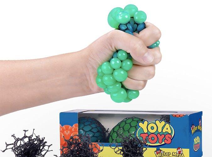 squishy stress ball toy 501