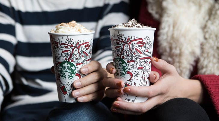 <em>Psst:</em> Heres How to Get Free Starbucks for Your Best Friend This Week