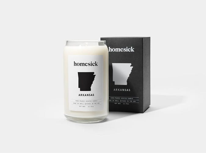 state candle arkansas