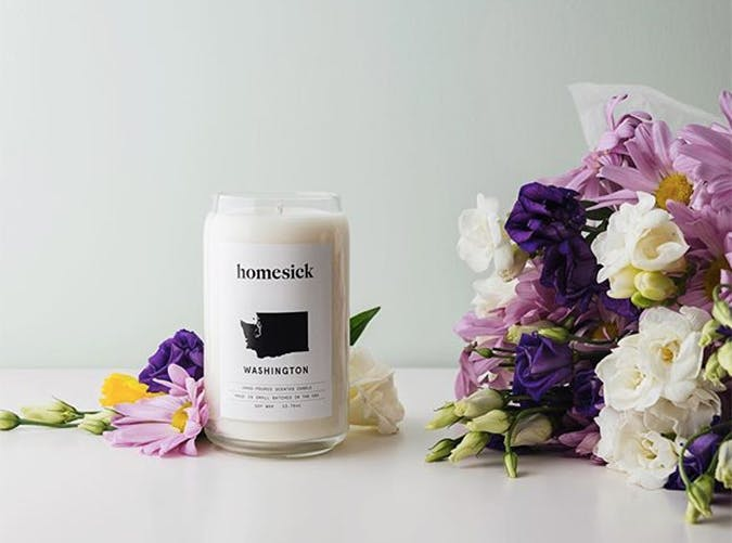 If Your State Were a Candle, What Would It Smell Like?