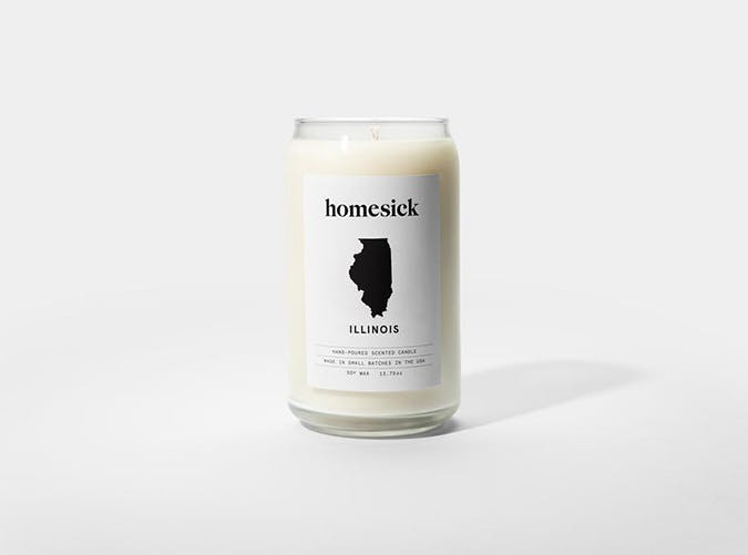 state candle illinois