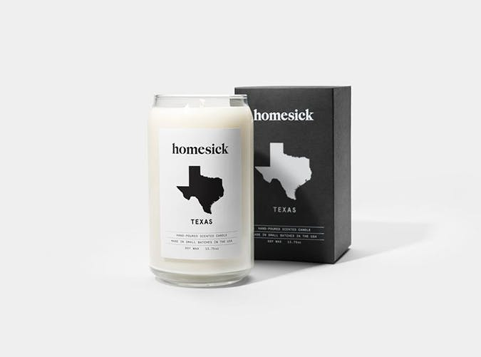 state candle texas