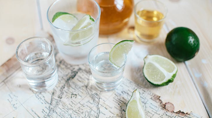Bottoms Up: Drinking Tequila Could Help You Lose Weight
