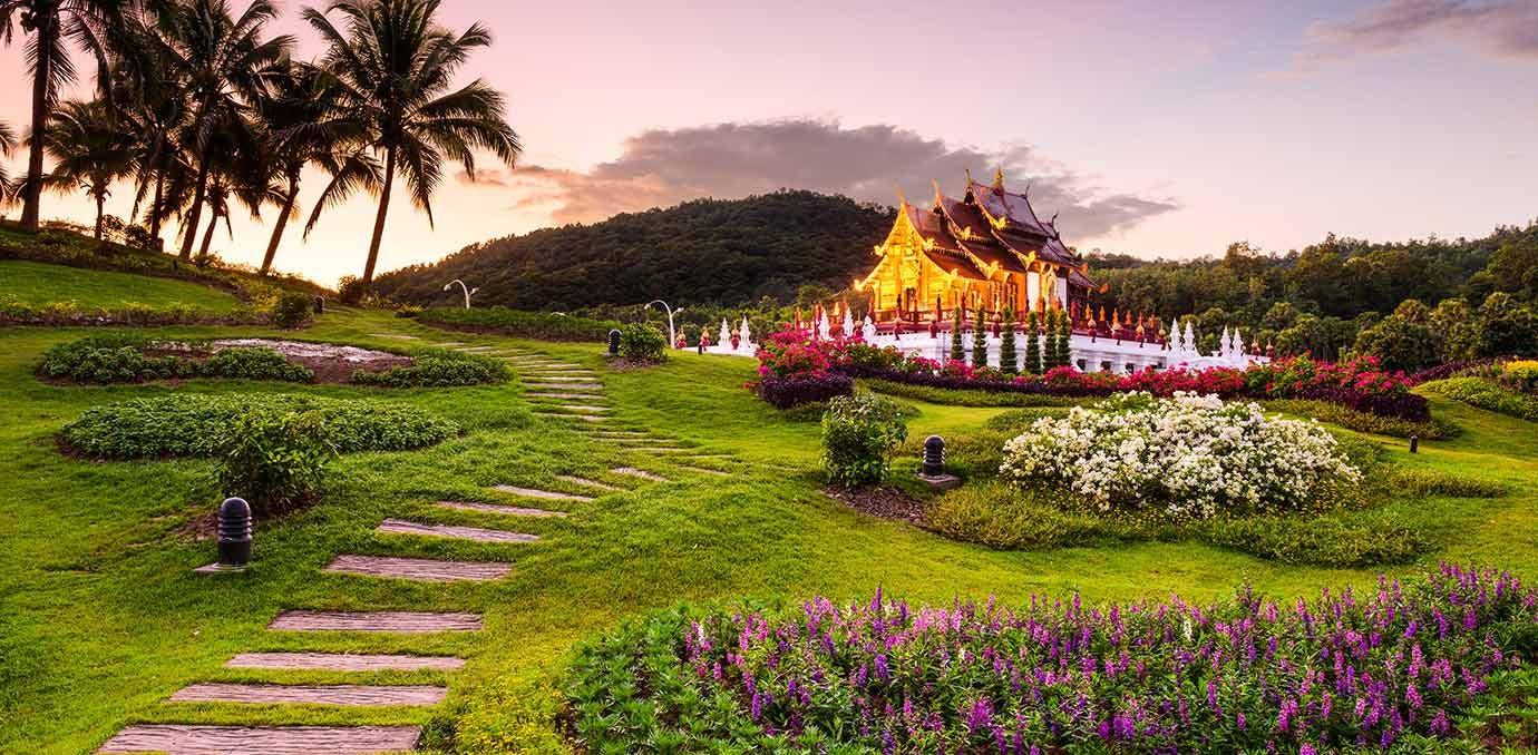 thailand honeymoon chiang mai