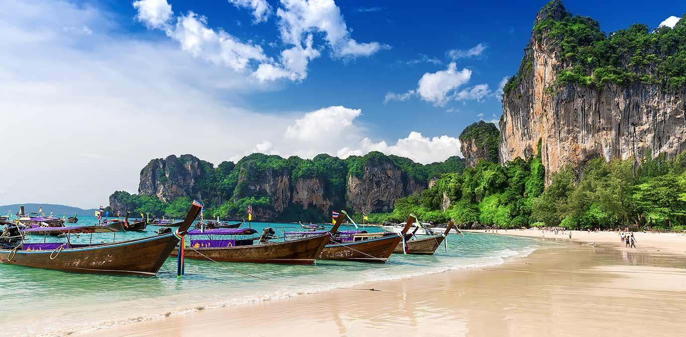 thailand honeymoon west coast beaches