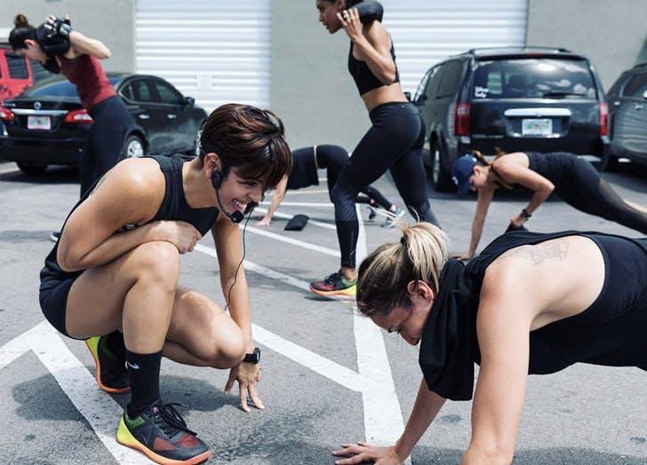 the fit shop miami workout
