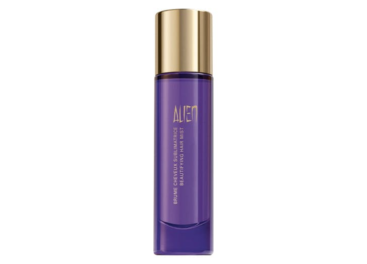 thierry mugler alien beautifying hair mist LIST
