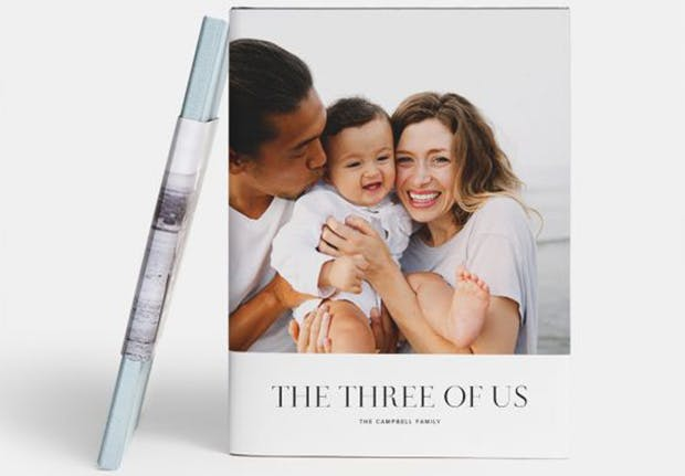 three of us book