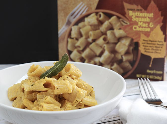 trader joes butternut squash mac and cheese 501