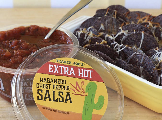 trader joes extra hot habenero ghost pepper salsa 501