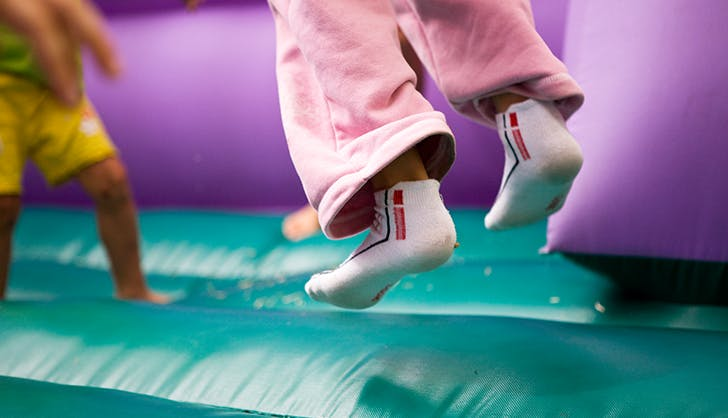 trampoline parks birthday party trends for kids