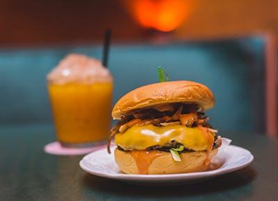 veggie burgers NY 400