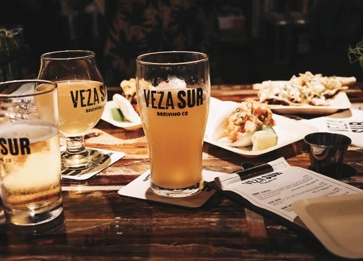 veza sur brewing co miami new restaurant