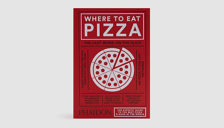 where to eat pizza phaidon book  gifts that work for anyone