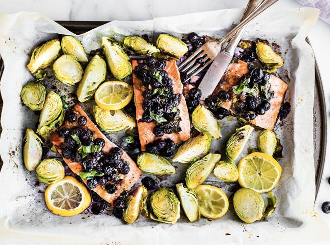 whole30 sheet pan superfood salmon 501