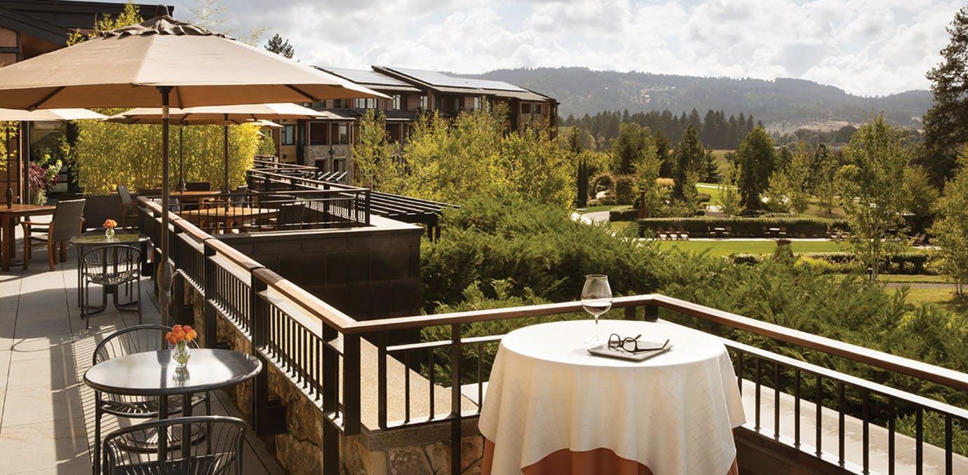 winery resort allison