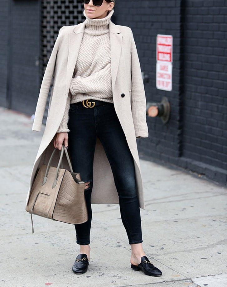 winter outfits brooklyn blonde