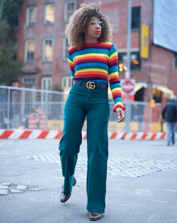 70s inspired style january winter outfit ideas