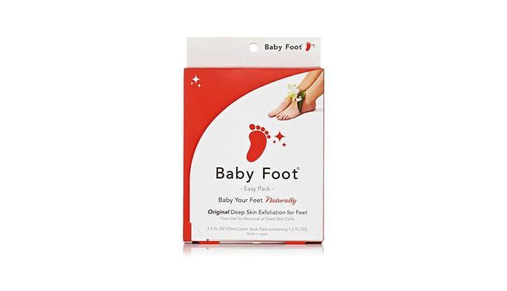 Baby Foot exfoliation socks