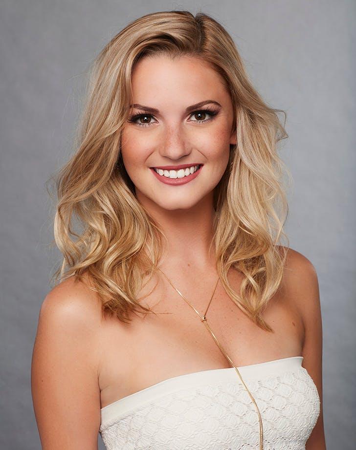 Bachelor contestant Jennifer