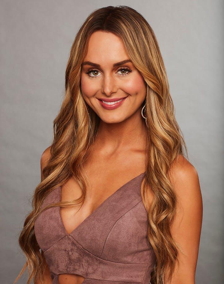 Bachelor contestants Alison