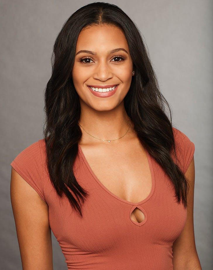 Bachelor contestants Ashley