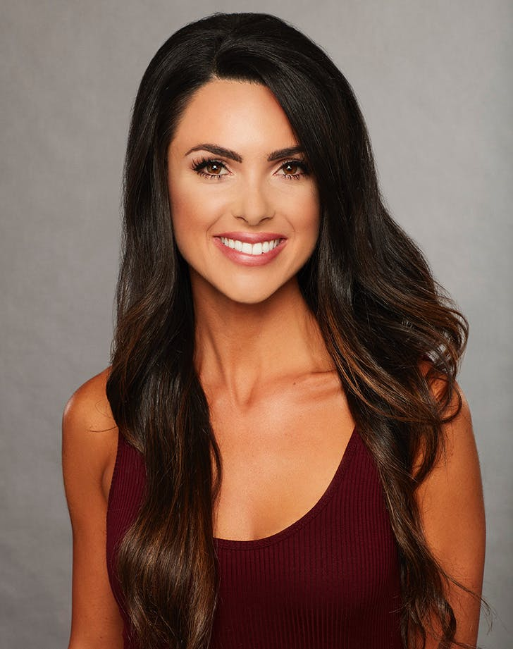 Bachelor contestants Brianna