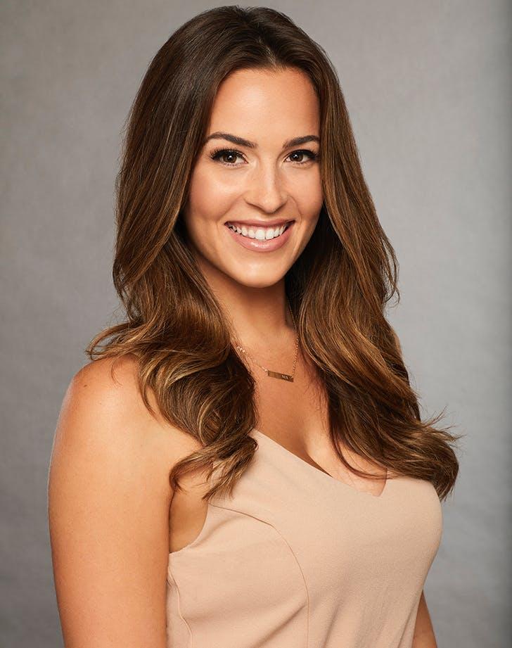 Bachelor contestants Caroline