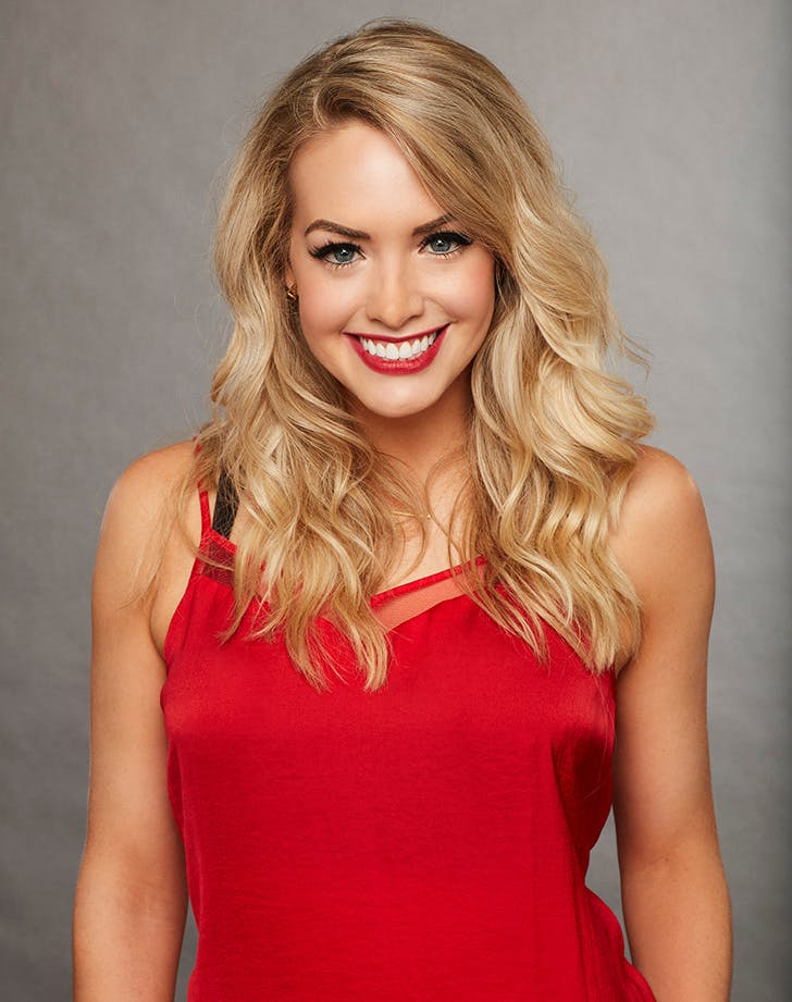 Bachelor contestants Jenna