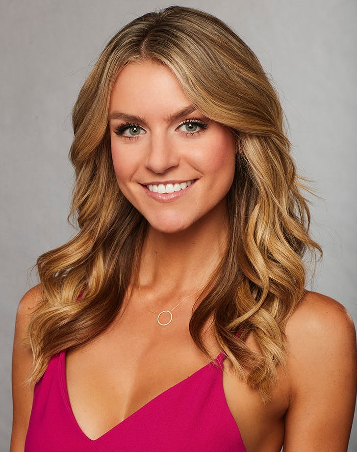 Bachelor contestants Jessica