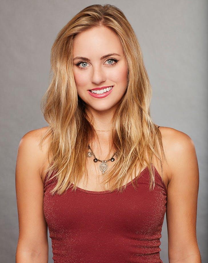 Bachelor contestants Kendall