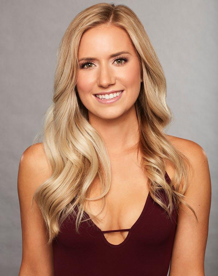Bachelor contestants Lauren B