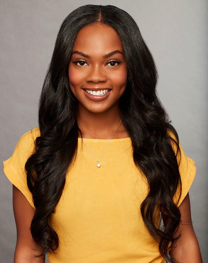 Bachelor contestants Lauren G