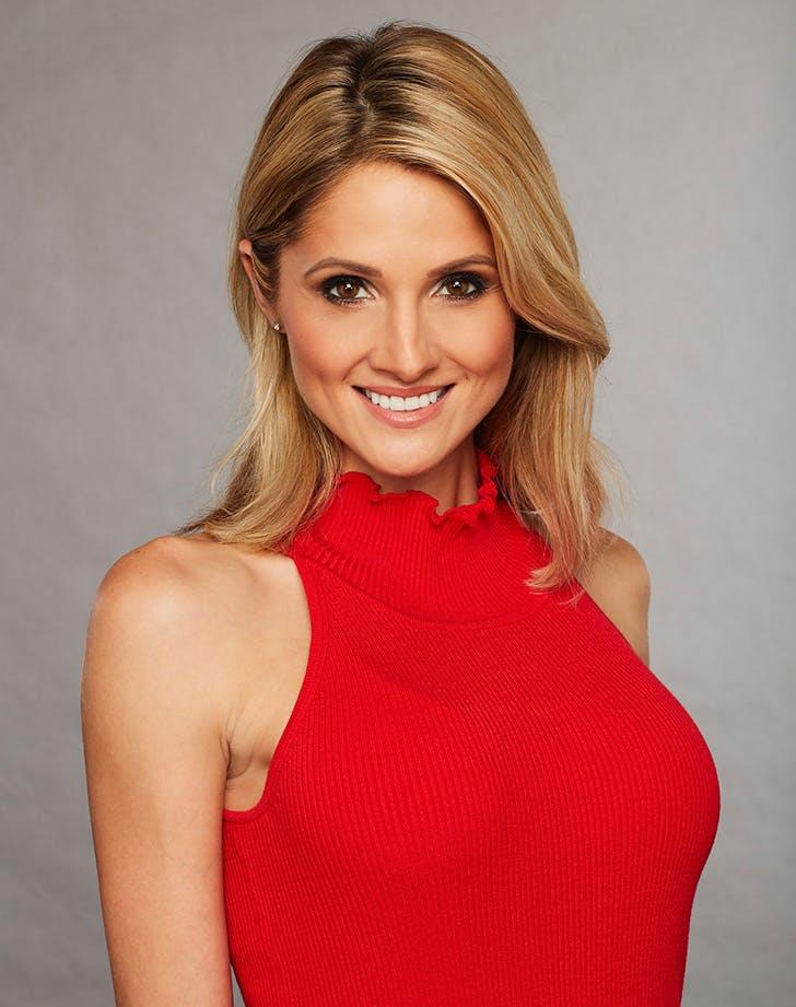 Bachelor contestants Lauren J