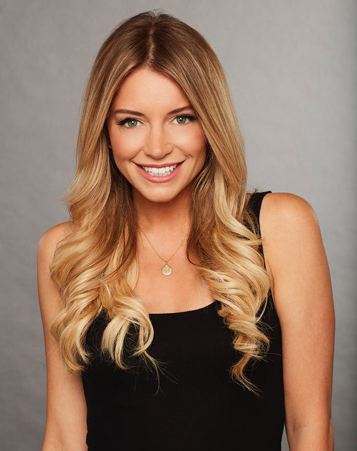 Bachelor contestants Lauren S