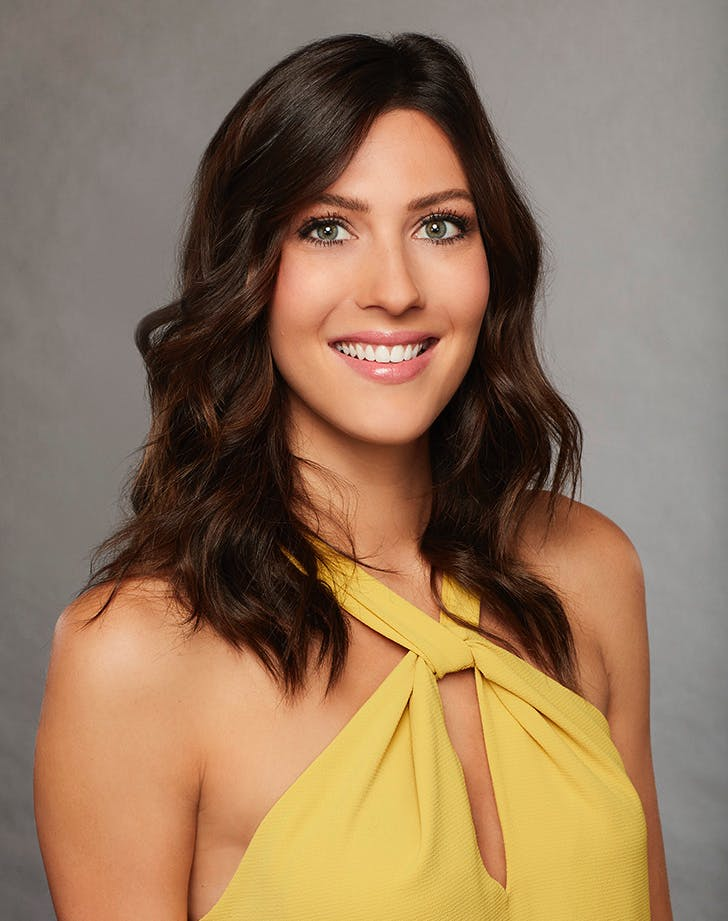 Bachelor contestants Rebecca