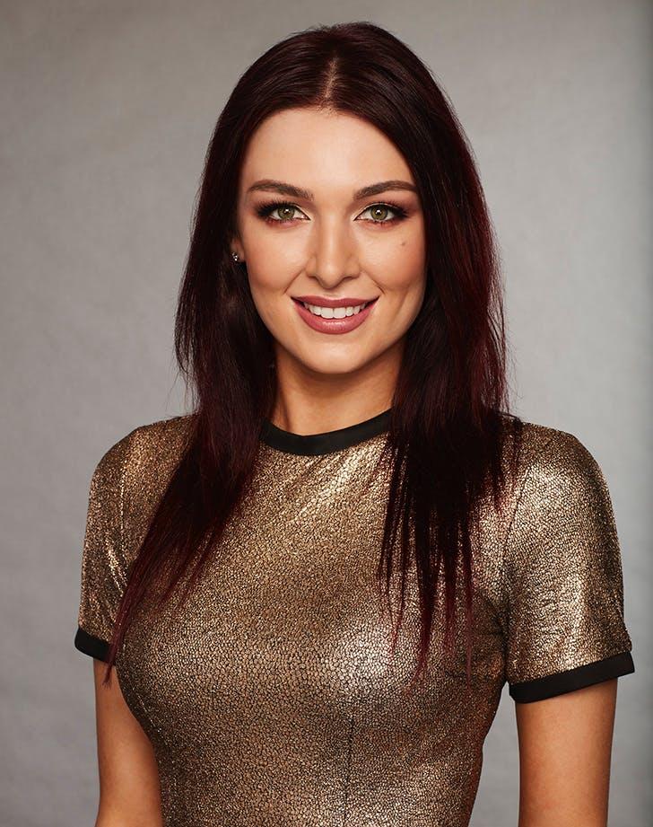 Bachelor contestants Valerie