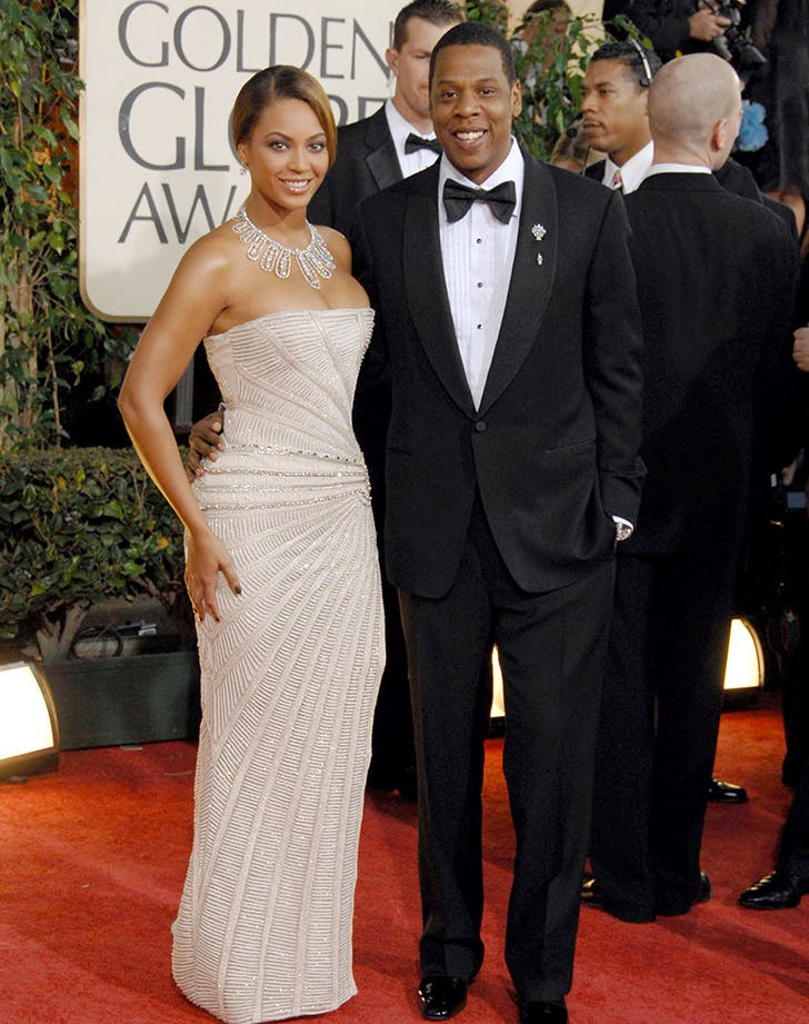 Beyonce Jay Z best dressed golden globes